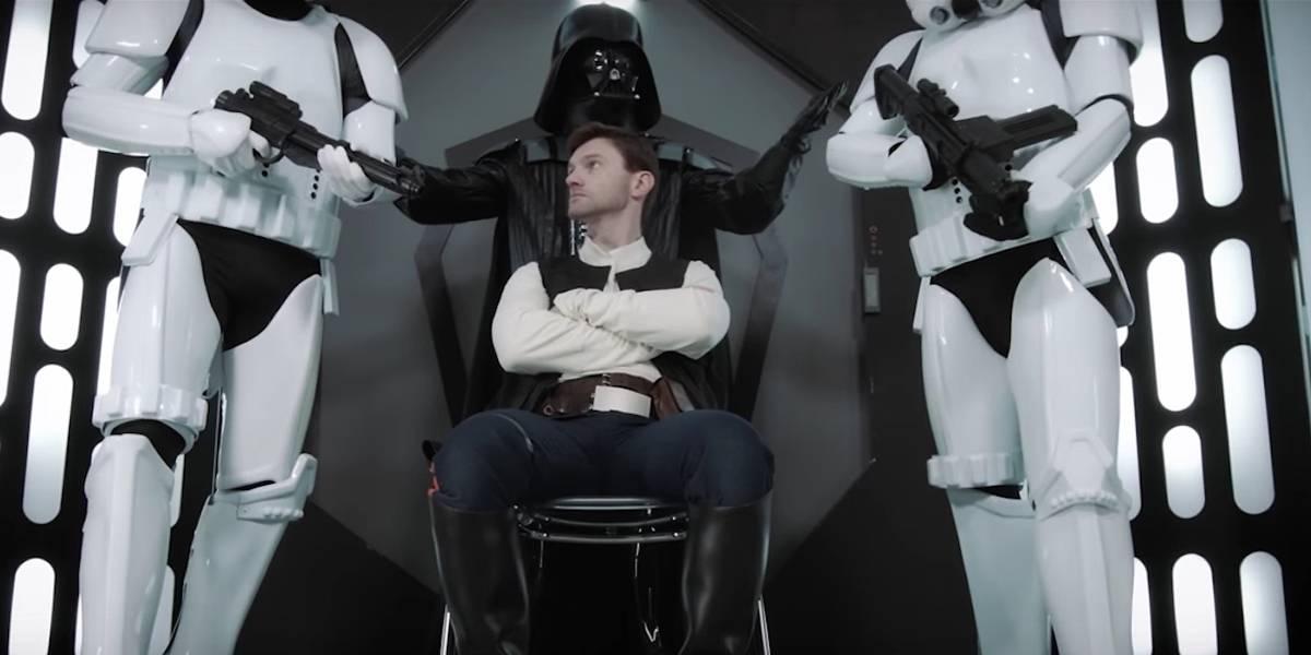 Todos buscaron porno de Star Wars el cuatro de mayo, según Pornhub