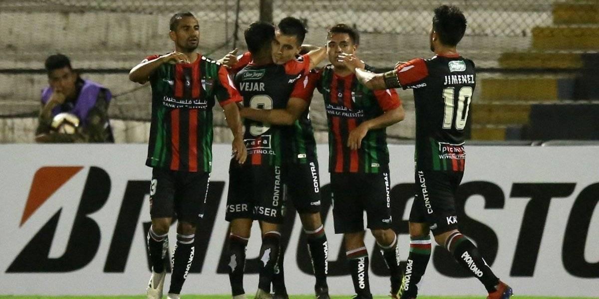 Palestino vence a domicilio a Alianza Lima por la Libertadores y ahora se instala en la Copa Sudamericana