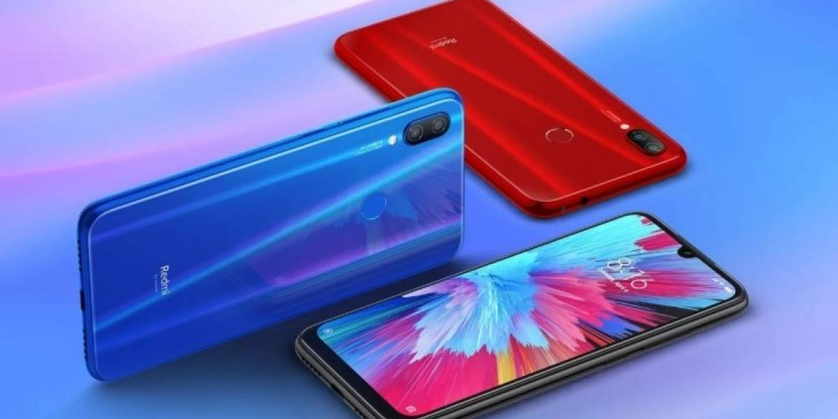 Conoce al Redmi Note 7, el nuevo teléfono de Xiaomi que llegó a Colombia
