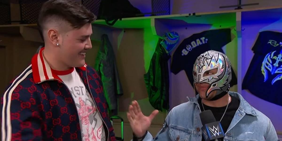 El hijo del Rey Mysterio podría haber firmado contrato con la WWE
