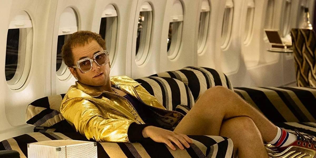 Mais de 50 pares de sapatos foram criados para filme sobre Elton John