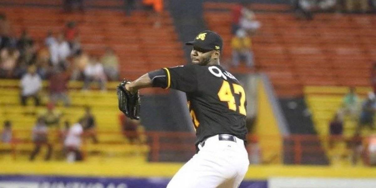Águilas Cibaeñas dejan en libertad jugadores como Samuel Deduno