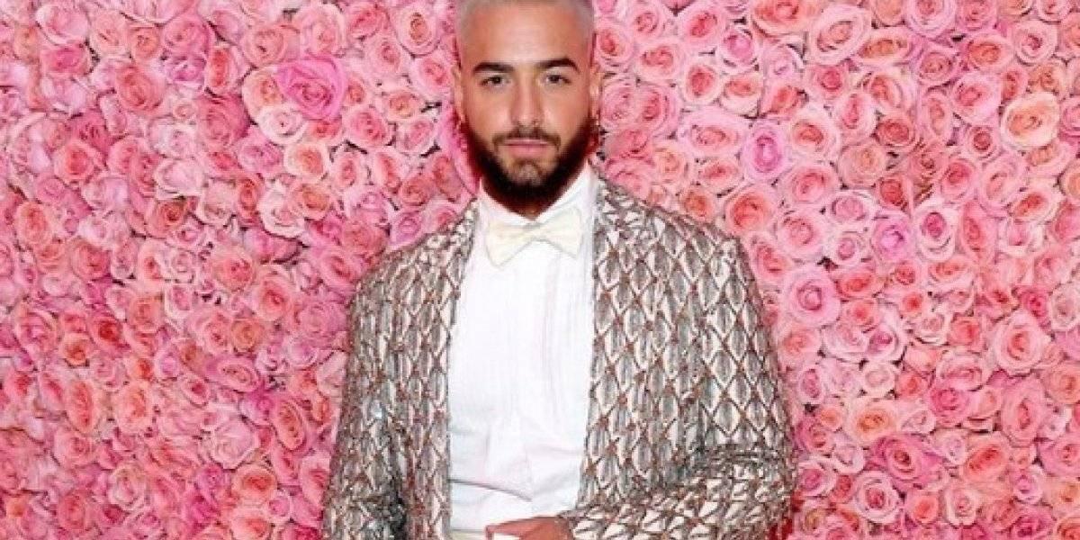 Maluma fue humillado en la alfombra de la Met Gala 2019