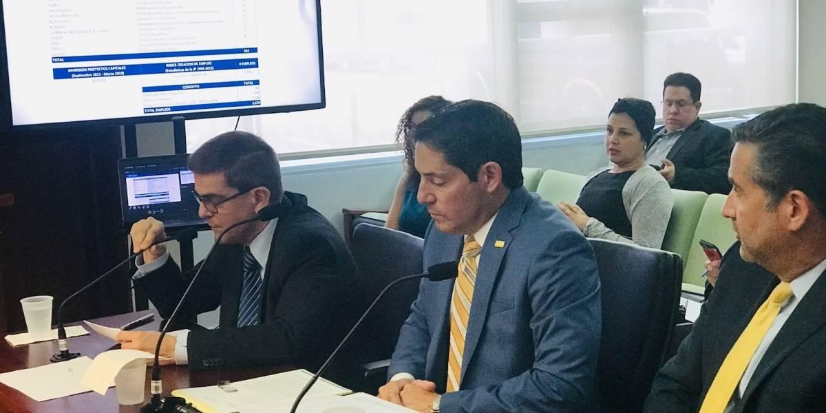 Metropistas y Aerostar rinden cuentas en la Cámara sobre mejoras, inversión y obras futuras