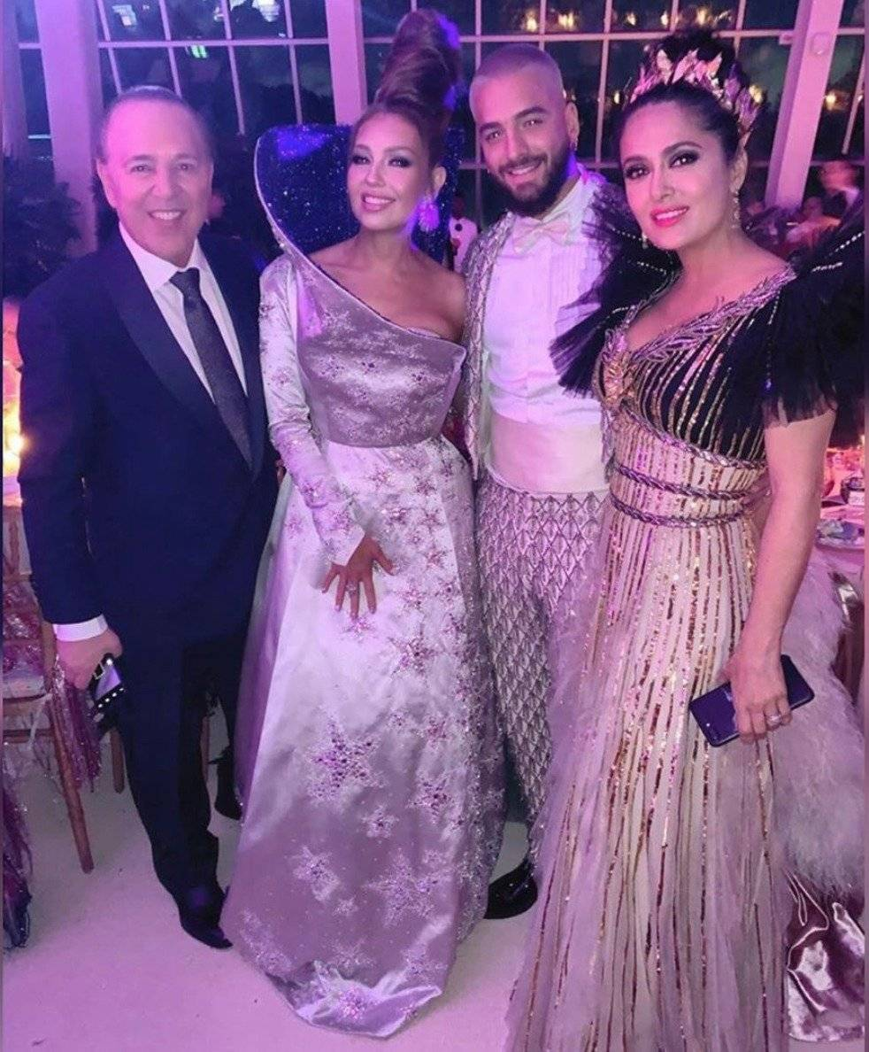 Thalía MET Gala 2019