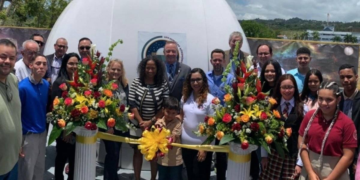 UPR de Humacao reabre el Observatorio Astronómico