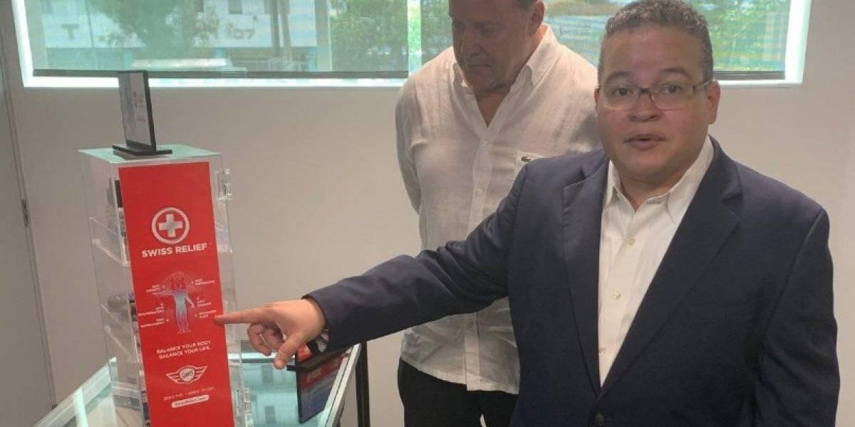 Colegio de Médicos inicia a distribuir producto a base de cannabidiol