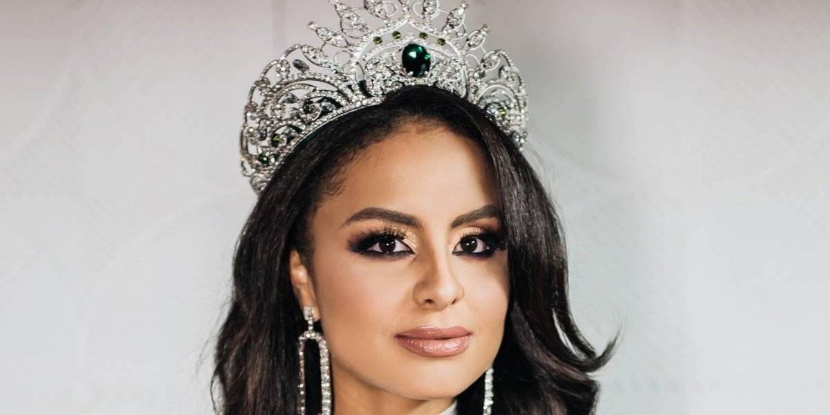 Nellys Pimentel se convierte en Miss Earth P. R. 2019