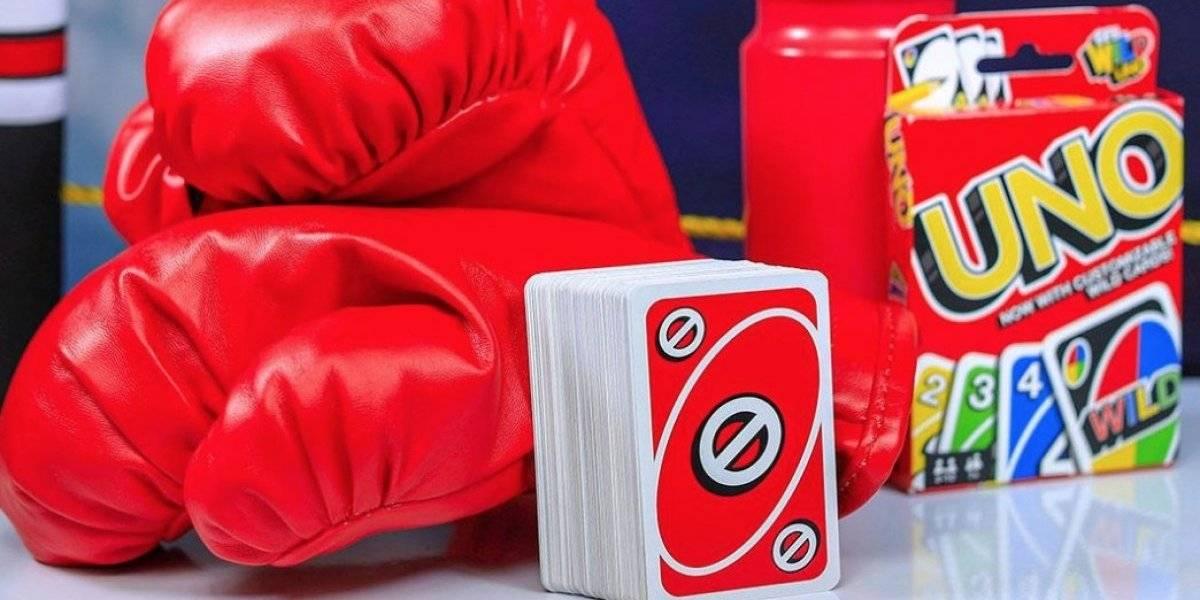 Juego 'Uno': la regla correcta del +4