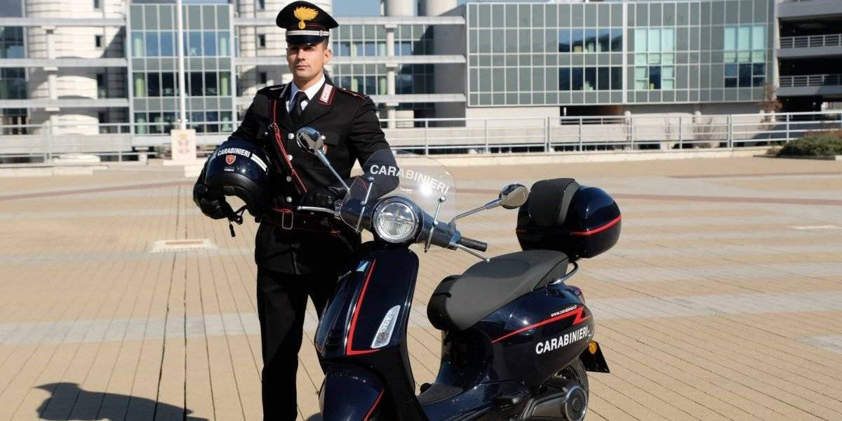 La policía italiana se sube a la electromovilidad con motos eléctricas