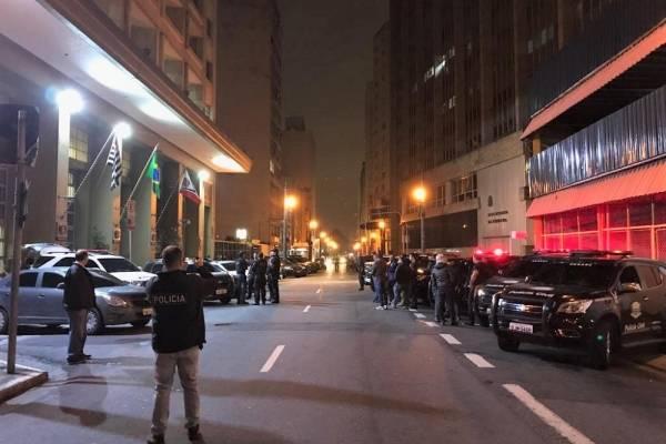 Operação Polícia Civil