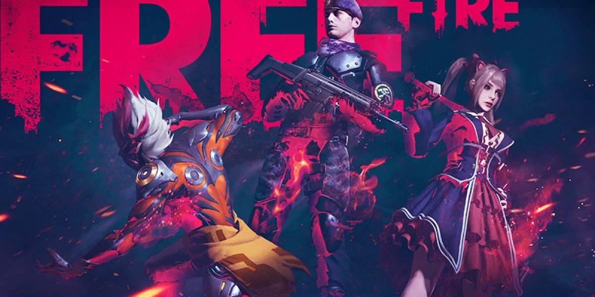Battle Royale Nova Atualização Do Game Garena Free Fire Já