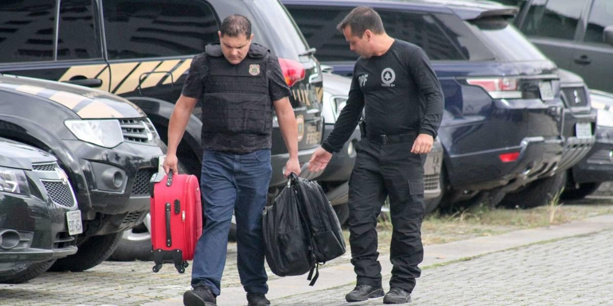 Três funcionários de banco são presos em nova fase da Operação Lava Jato