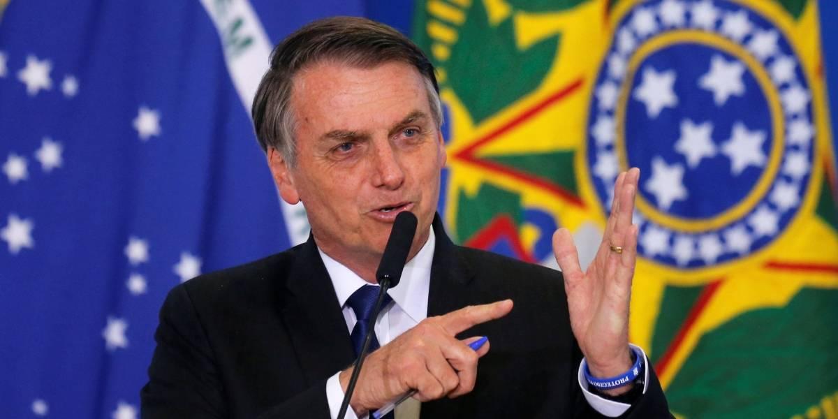 Bolsonaro veta regra de vestimenta no Planalto