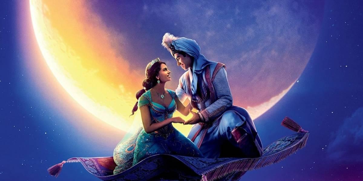 Disney divulga trecho inédito de 'Aladdin'