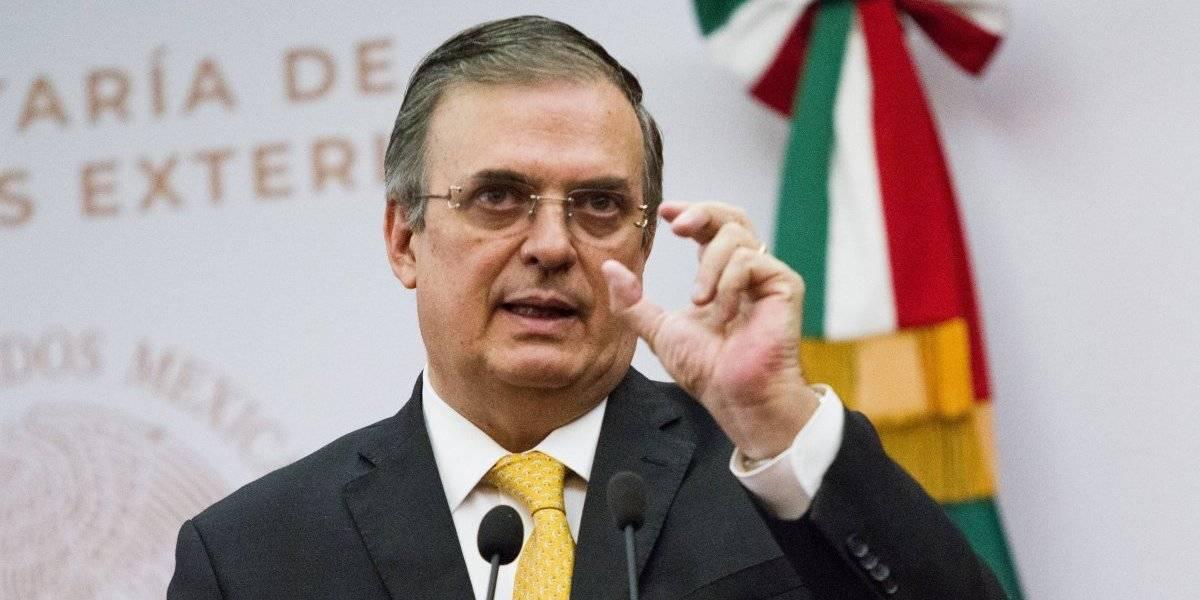 #PolíticaConfidencial Marcelo Ebrard preparó protección para llegar al Congreso
