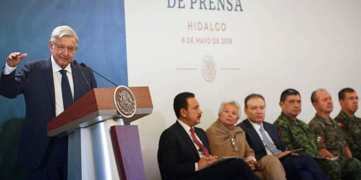 Tlahuelilpan no se olvida: AMLO al inaugurar C5i en Hidalgo