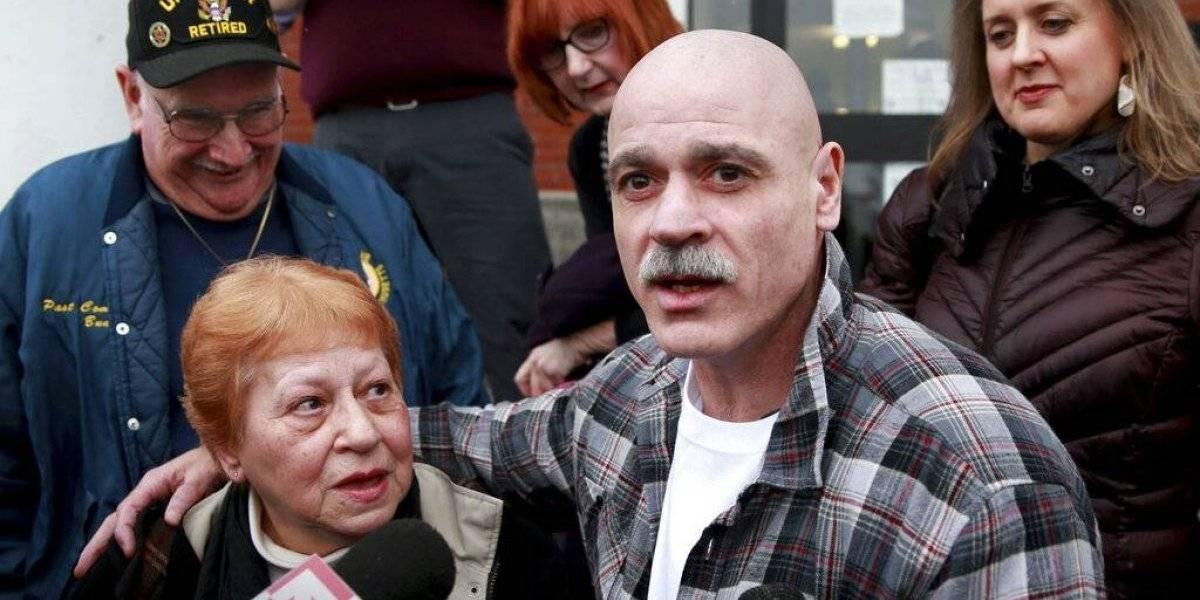 Hombre acusado erróneamente de violación es liberado tras pasar 30 años preso pero es capturado por cometer el mismo delito
