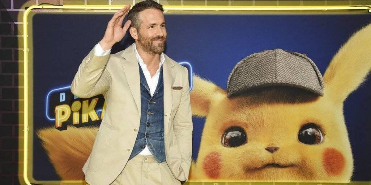"Ryan Reynolds, de ""Deadpool"" a ""Pikachu"""