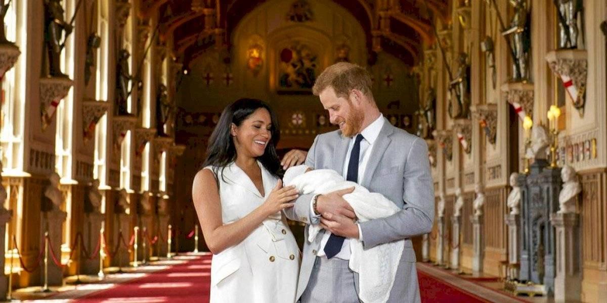 Príncipe Harry lanzó seria advertencia a quienes se atrevan a fotografiar a Meghan Markle o a su hijo