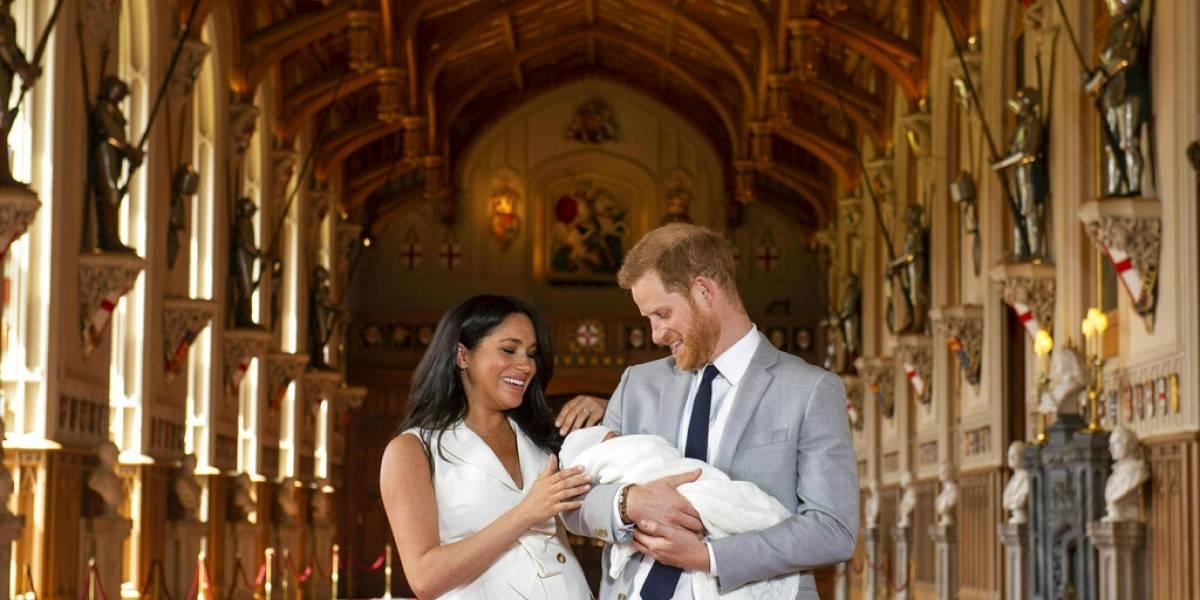 ¡No más misterios! Meghan Markle y el príncipe Harry dan a conocer el nombre de su primer hijo