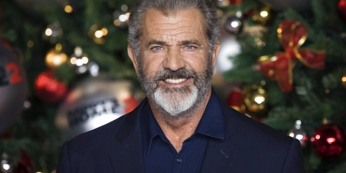 "Mel Gibson hará de Santa Claus en comedia ""Fatman"""