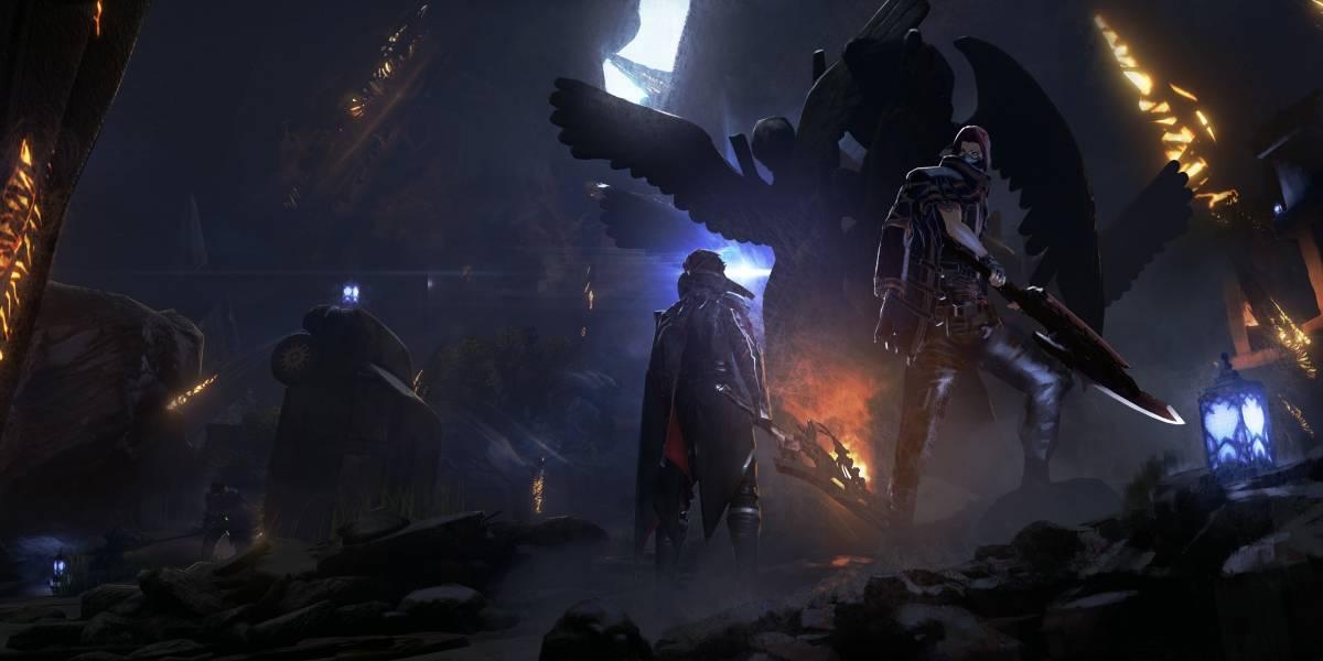 Exclusivo: Conocimos Code Vein, el Dark Souls vampírico de Bandai Namco