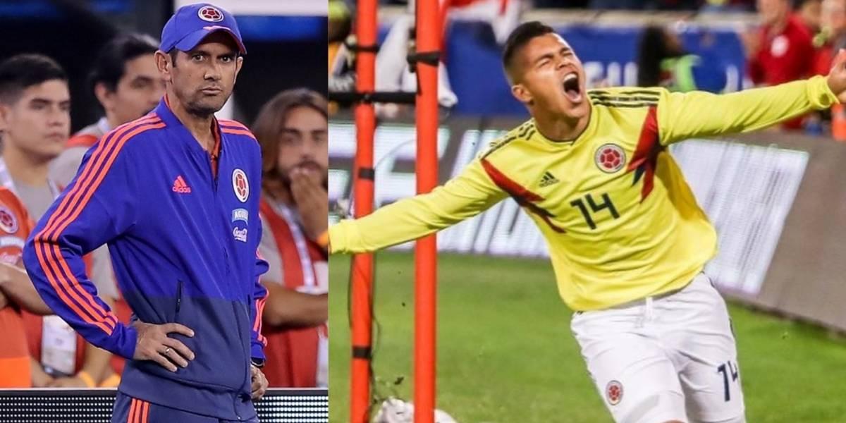 Colombia Sub 20 vence a Arabia en amistoso de cara al Mundial