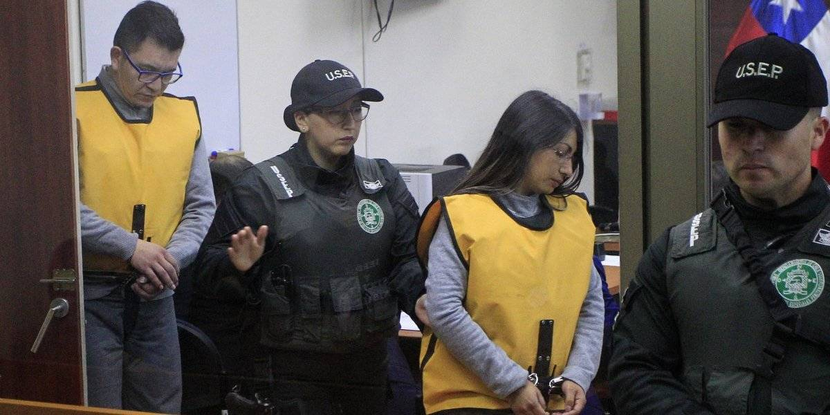 Caso Nibaldo: Condena de Johanna Hernández puede duplicar la de Francisco Silva