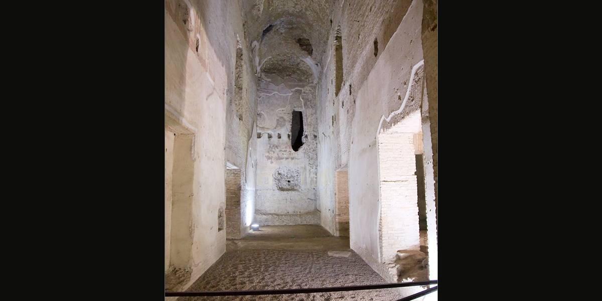 Roma descobre sala de 2 mil anos na mansão de Nero