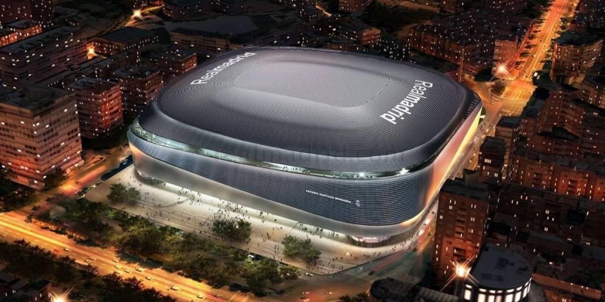 Carlos Slim estará a cargo de la remodelación del Santiago Bernabéu