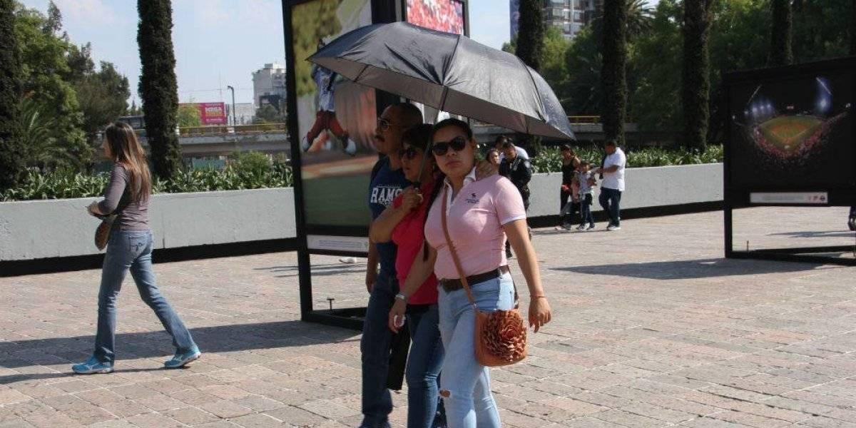 Continuará el calor, en la Ciudad de México se esperan 31 grados