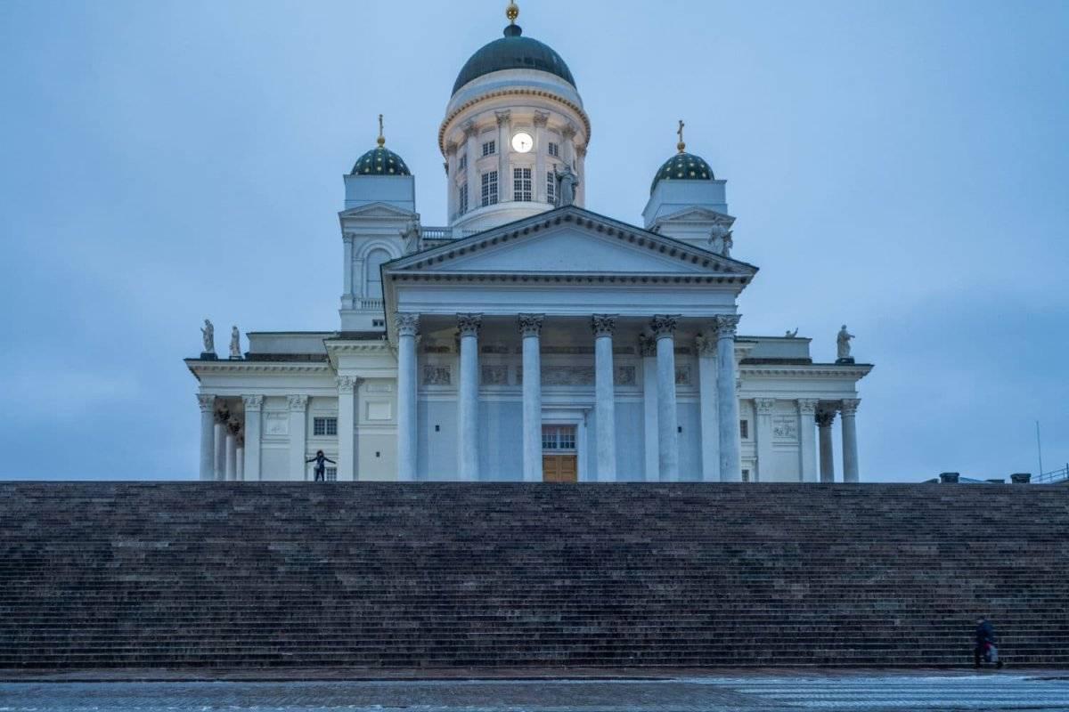 Catedral de Helsinki, Finlandia |Suministrada por Latitud Perfecta