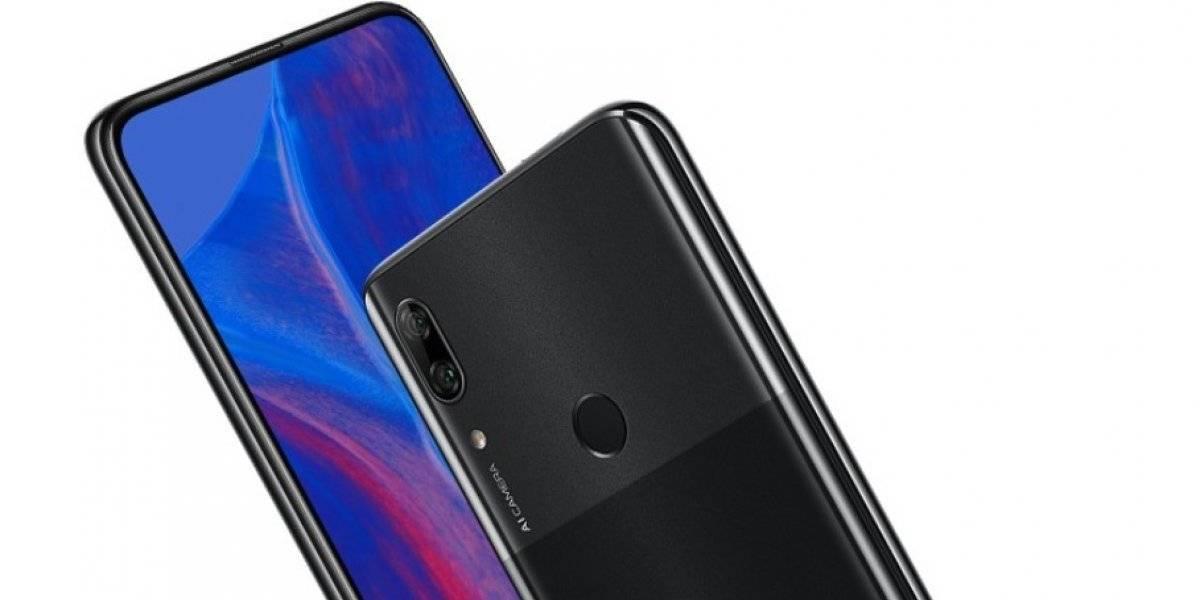"""Este el Huawei P Smart Z, todo pantalla y cámara """"pop-up"""" en la gama media"""