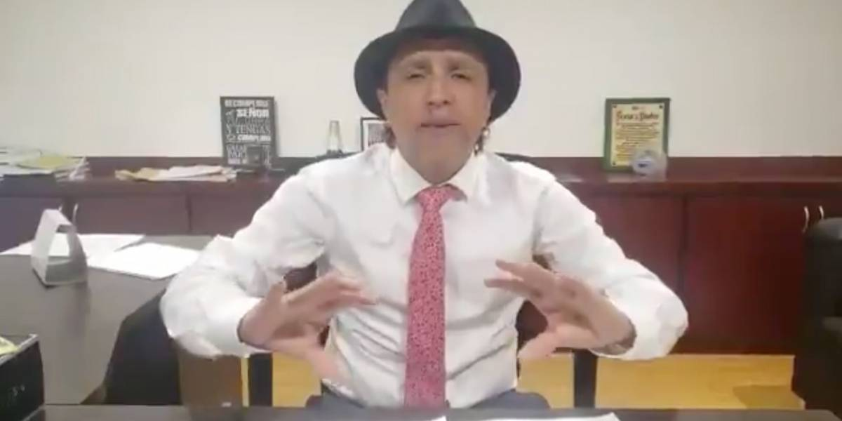'Manguito' aseguró sin pruebas que petristas entregaban droga para ganar votantes