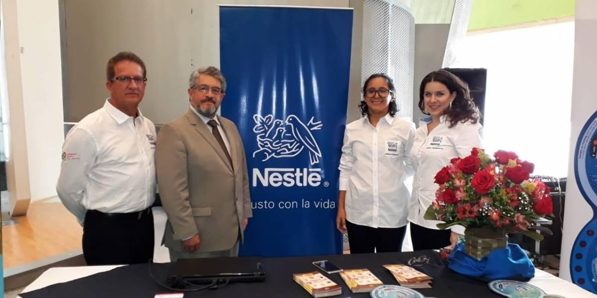 Nestlé conmemora Día de la Seguridad y Salud en el Trabajo