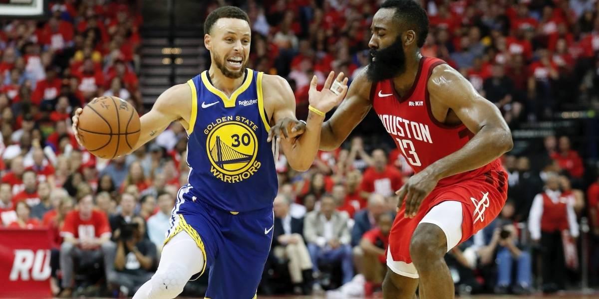 Golden State Warriors y Houston Rockets regresan al Oracle Arena para el quinto juego
