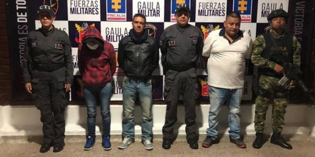 A la cárcel presuntos implicados en desaparición de tres menores en Usaquén