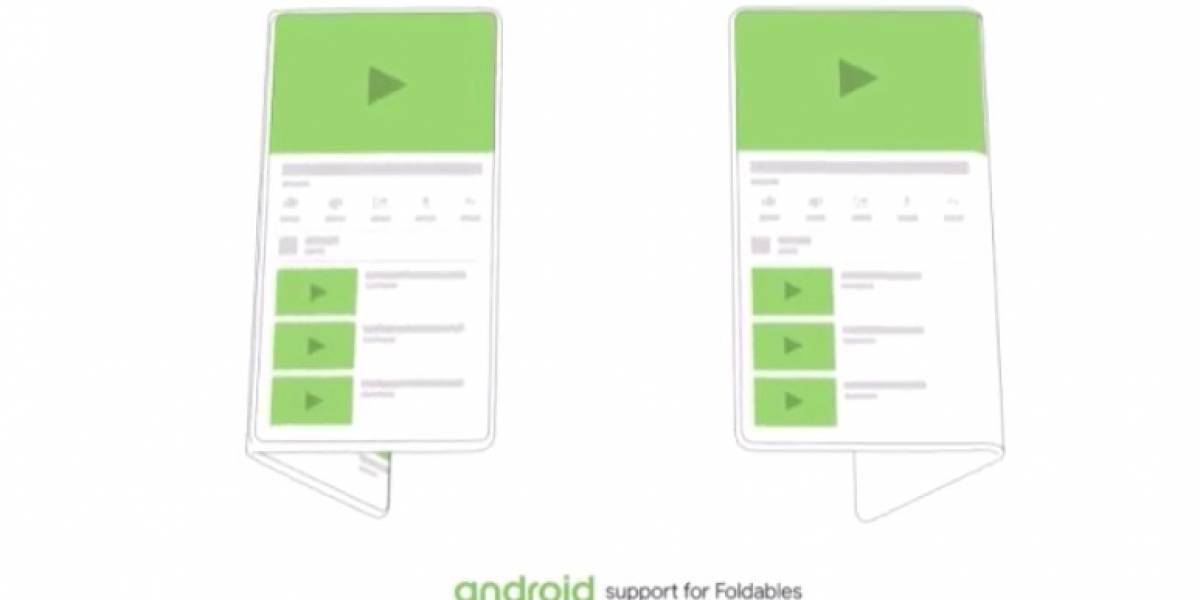 """Google está trabajando en un teléfono plegable pero tienen un gran """"pero"""""""