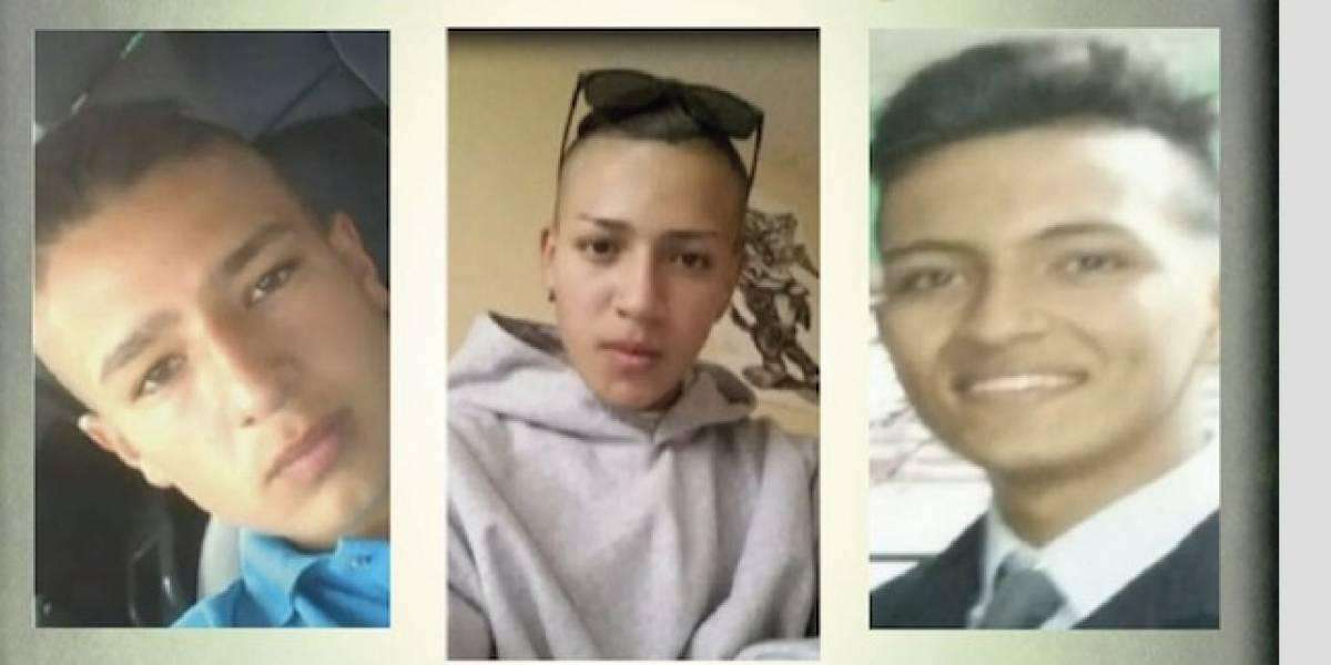 VIDEO: la última vez que vieron a los menores desaparecidos en Usaquén