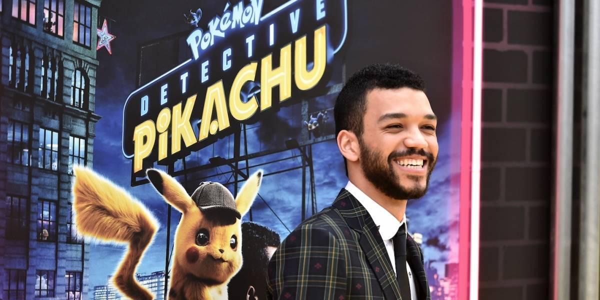 """""""Detective Pikachú es exactamente lo que me habría gustado ver de niño"""": Justice Smith"""