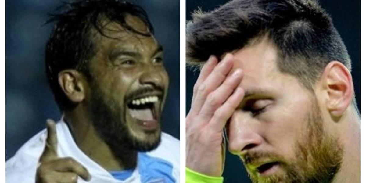 Carlos Ruiz se refirió a la debacle del Barcelona en Champions League