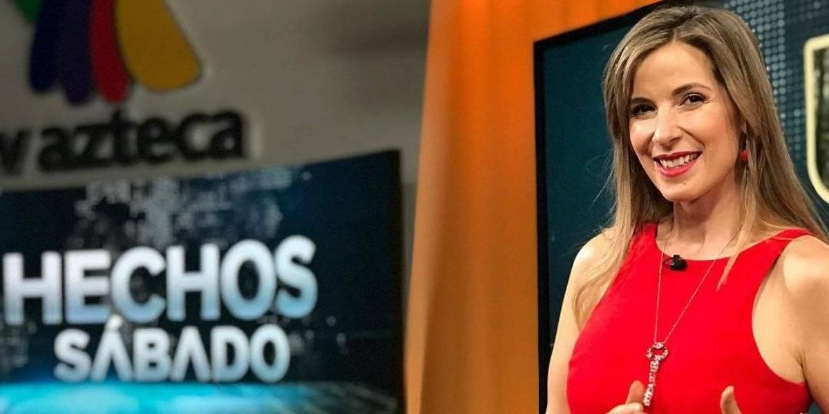 Periodista Carolina Rocha denuncia violenta agresión