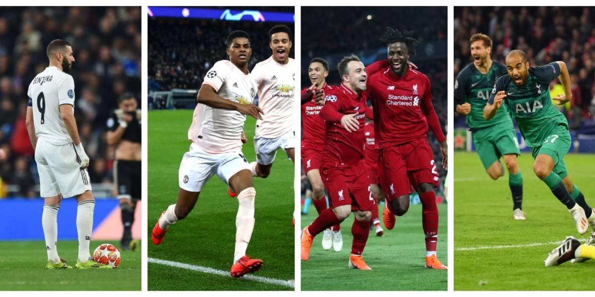 Remontadas, goleadas, sorpresas y eliminaciones increíbles: ¿La mejor Champions League de la historia?