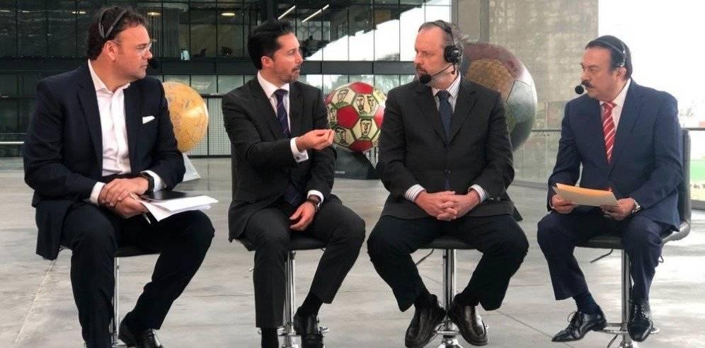David Faitelson es la mano derecha de José Ramón Fernández |TWITTER