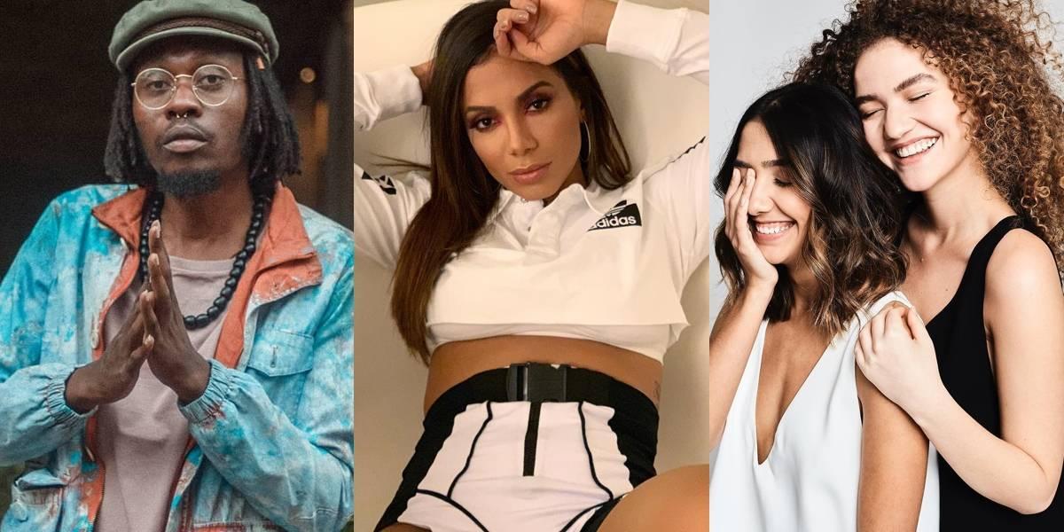 Anitta, Rincon Sapiência e Anavitória são destaques da Virada Cultural SP; confira atrações