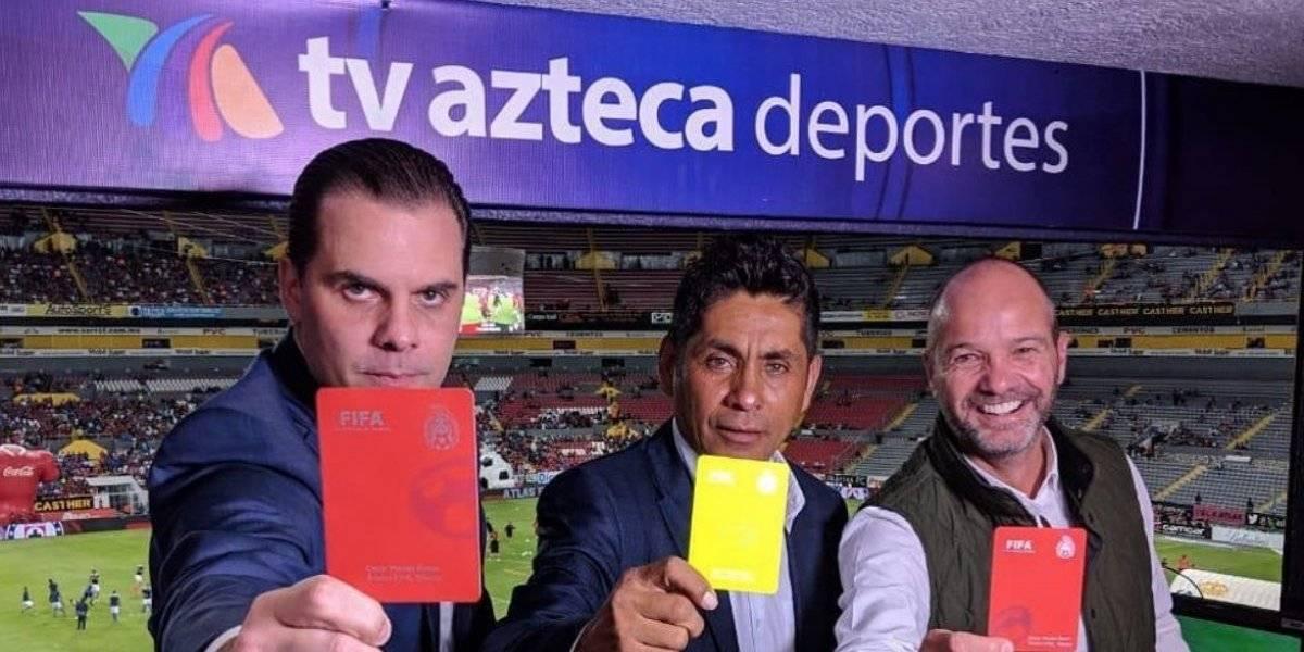 El fichaje 'bomba' que prepara Azteca Deportes
