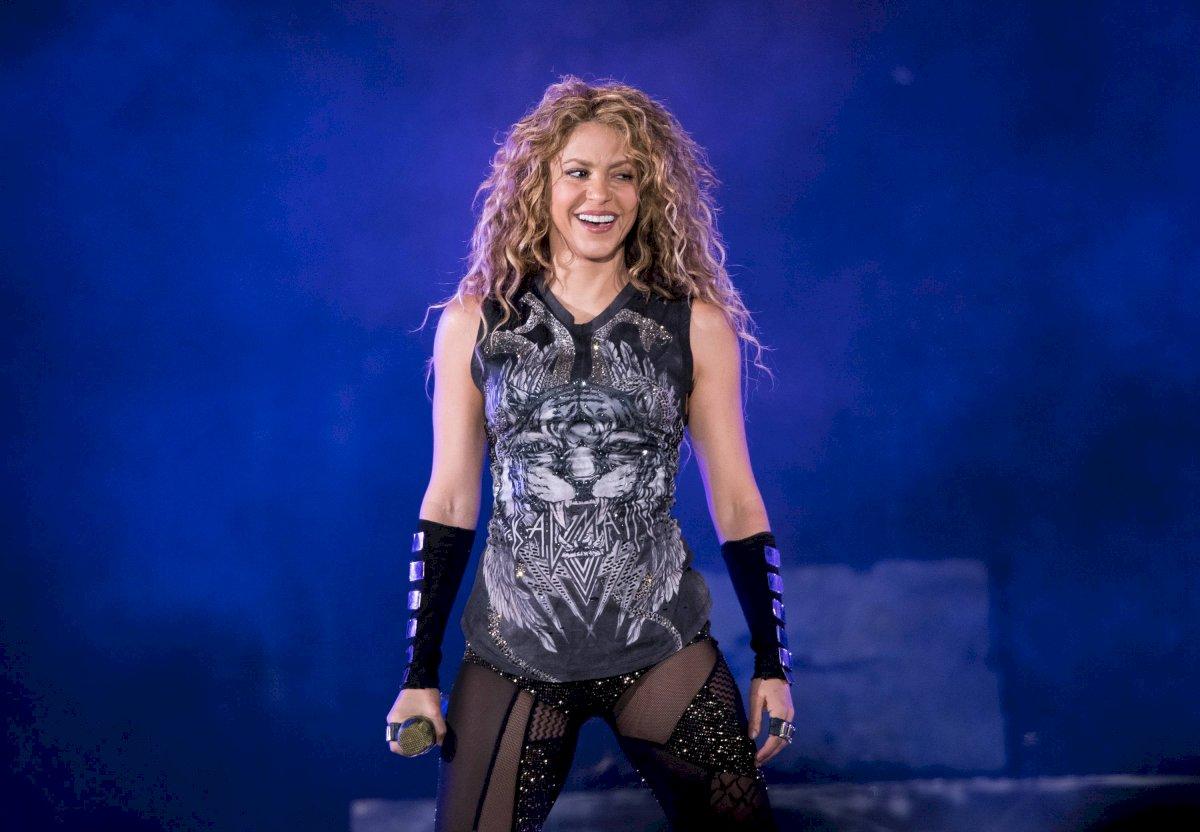"""La cantante hará una película de su gira """"El Dorado"""" Foto tomada: Getty Images"""