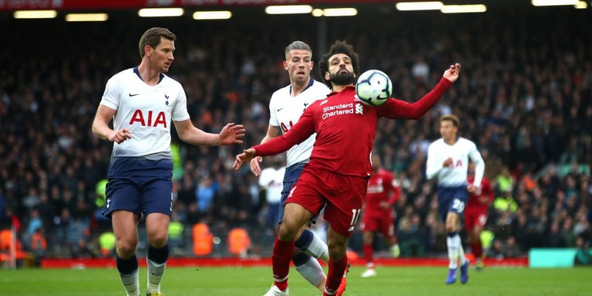 Se suma Liverpool-Tottenham: Las finales de Champions League entre clubes del mismo país