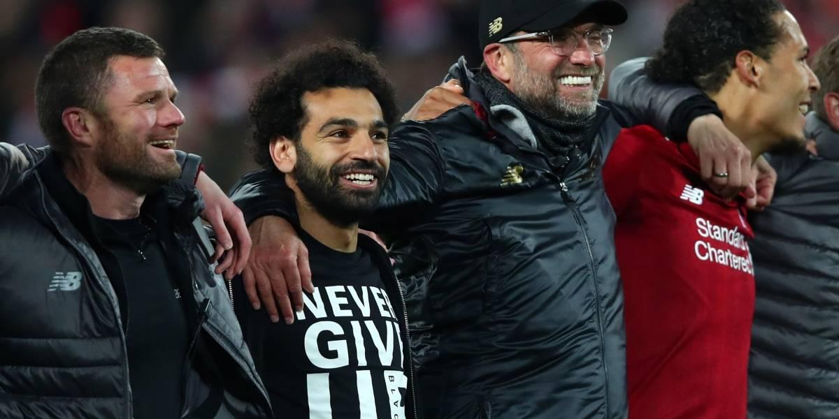 """José Mourinho no duda: """"La remontada del Liverpool tiene un solo nombre, Jurgen Klöpp"""""""